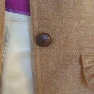 J. Crew Jackets & Coats - JCrew camel colored wool blazer size 4